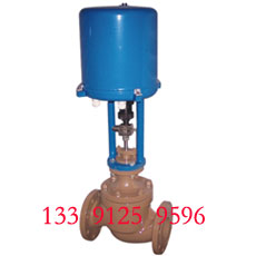 ZDLP Electric single seat regulating automatic steam control valve