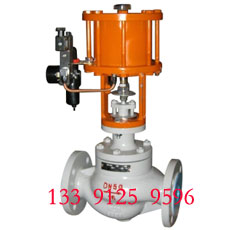 ZMPQ Pneumatic piston shut-off valve