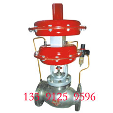 ZZHP Self-regulating pressure control valve