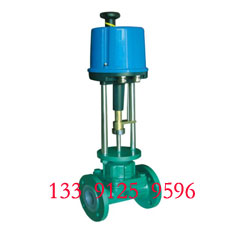ZDLT Electric Diaphragm regulator temperature Valve