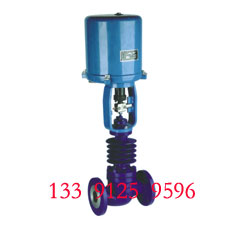 ZDLP(M)FW-16 Electric auto single seat regulating control valve