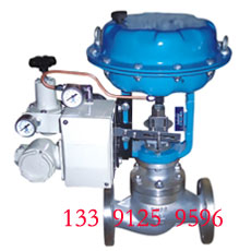 HTS Single Seated Control Valves