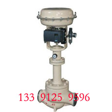 HPN High pressure low noise cage control valve