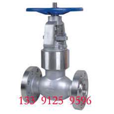 Self-sealing Globe Valve - high pressure