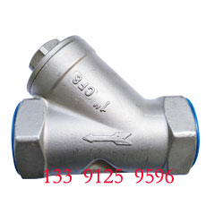 NPT Stainless Steel Strainer