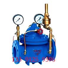 Differential Pressure Bypass Balancing Valve
