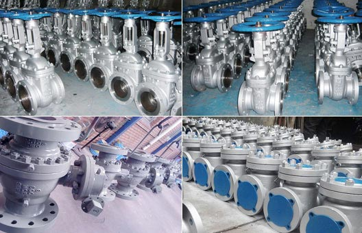 ANSI Cast Steel Gate Valve、API Swing Check Valve、Trunnion Type Metal Seat Ball Valve、
