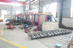 Automatic Painting Room 、Semi-finished Valves、Large Stock Valves、Finished Valves、