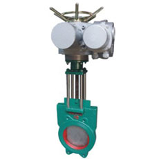 Electric Parallel Slide Valve