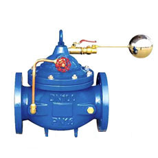 Water Float Ball Valve